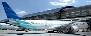 Tiket Mahal, Malah Bisa Mudik Lebaran Pakai Tiket Gratis Garuda Dengan GarudaMiles