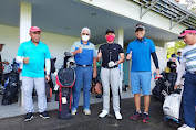 Bupati Joune Buka Kegiatan Ivent Golf Likupang