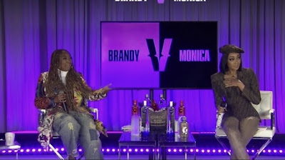 Brandy & Monica Do The Do In An Unforgettable Explosive Verzuz Battle!