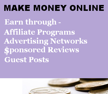 Make Money Online - Different Ways - Choozurmobile