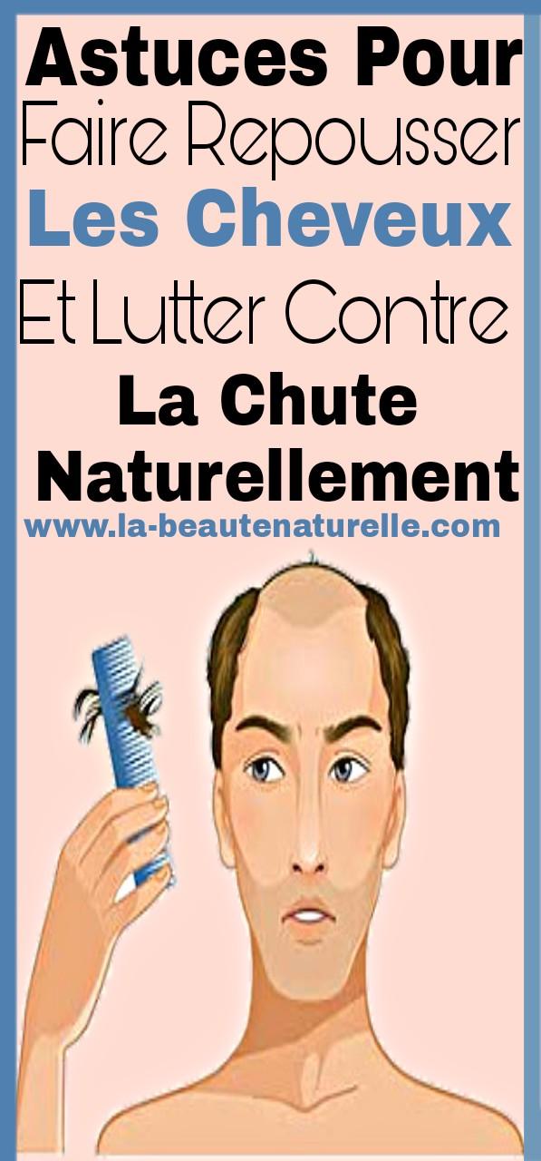 Astuces pour faire repousser les cheveux et lutter contre la chute naturellement
