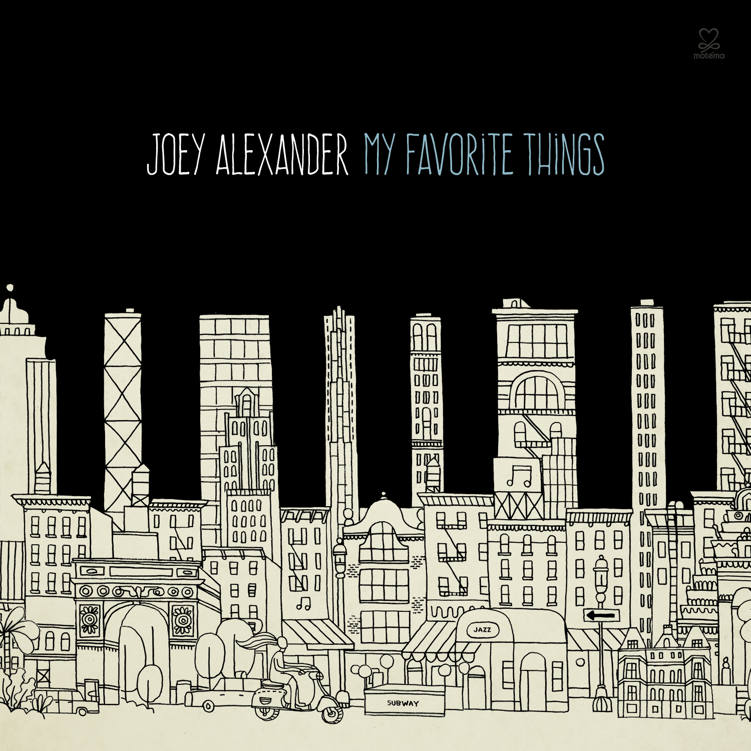 JOEY ALEXANDER:  MY FAVORITE THINGS