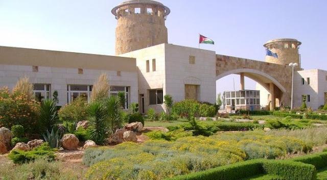 تصنيف الجامعات الأردنية 2019