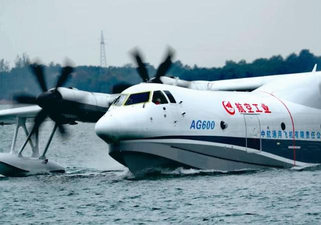 AVIC AG600 Kunlong Engine