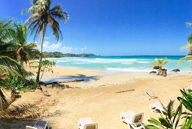 Plaża w Panamie