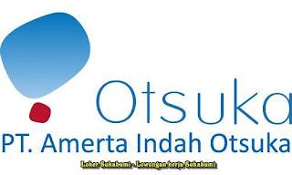 Lowongan Kerja PT Amerta Indah Otsuka Sukabumi Terbaru