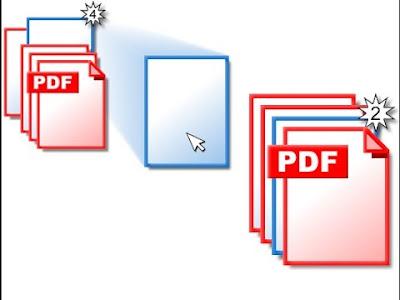 انشاء صفحة او عدة صفحات PDF بدون برامج او مواقع