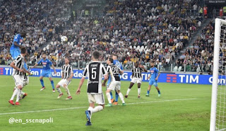 Juventus vs Napoli 0-1 Video Gol Highlights Serie A Italia