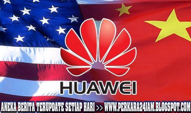 Ke Empat Kalinya AS Memperpanjang Lisensi Perdagangan Huawei