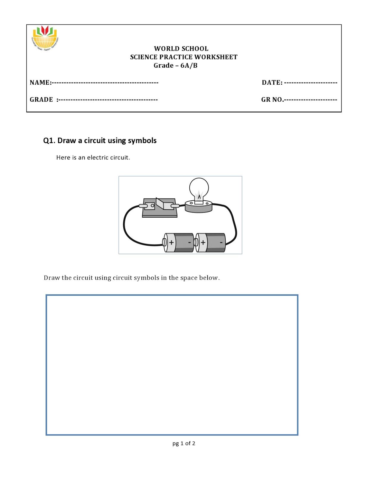 Homework For Grade 6 As On 01 04