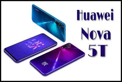 Huawei Nova 5T full Specifications and features - 2019