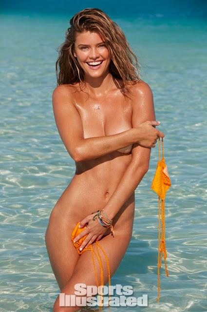 Hot girls Nina Agdal sexy Leonardo DiCaprio's girlfriend 8
