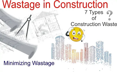 Wastage in Construction