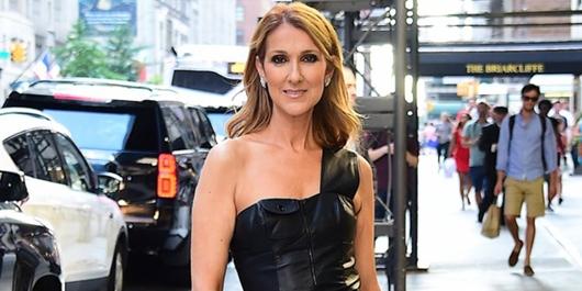 Celine Dion, Tur Kenang Angelil