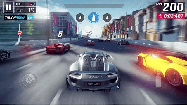 5 Game Offline Dengan Grafik HD Android