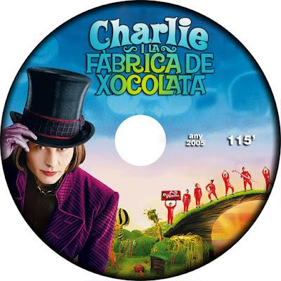 Charlie i la fàbrica de xocolata - [2005]
