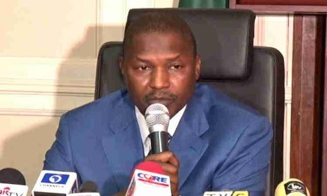 Magu: Malami fails to testify before Salami Panel