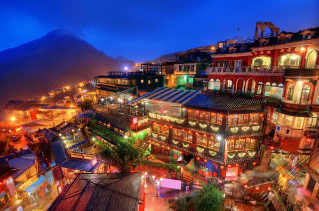 Vé máy bay giá rẻ đi Đài Bắc