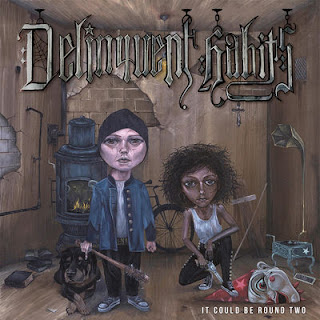 Delinquent Habits - It Could Be Round Two -  Album Download, Itunes Cover, Official Cover, Album CD Cover Art, Tracklist
