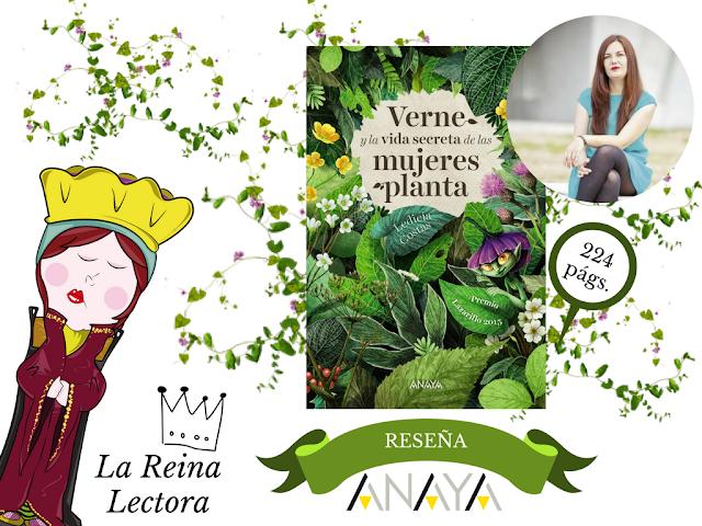 reseña del libro verne y la vida secreta de las mujeres planta de ledicia costas