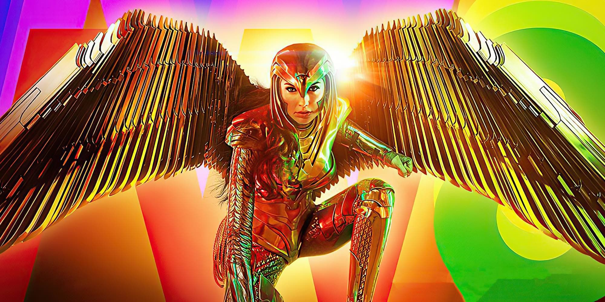 Nữ Thần Chiến Binh 1984 - Wonder Woman 1984 (2020)