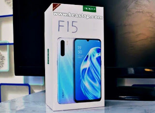 Oppo f15 features