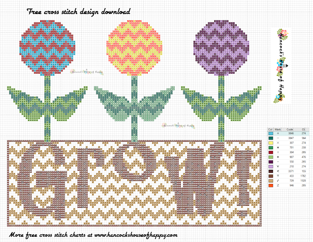 Spring Fling! Flower Quilt Design Inspired Cross Stitch Pattern Free to Download, spring cross stitch, tulip cross stitch, free flower cross stitch, free spring flower cross stitch pattern, free flower cross stitch pattern, free quilt cross stitch pattern, free flowerquilt cross stitch, free tulip flower cross stitch pattern, cross stitch funny, subversive cross stitch, cross stitch home, cross stitch design, diy cross stitch, adult cross stitch, cross stitch patterns, cross stitch funny subversive, modern cross stitch, cross stitch art, inappropriate cross stitch, modern cross stitch, cross stitch, free cross stitch, free cross stitch design, free cross stitch designs to download, free cross stitch patterns to download, downloadable free cross stitch patterns, darmowy wzór haftu krzyżykowego, フリークロスステッチパターン, grátis padrão de ponto cruz, gratuito design de ponto de cruz, motif de point de croix gratuit, gratis kruissteek patroon, gratis borduurpatronen kruissteek downloaden, вышивка крестом