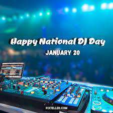 National DJ Day Wishes Sweet Images
