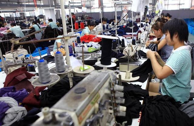 Các nhà sản xuất Mỹ bắt đầu rời khỏi Trung Quốc