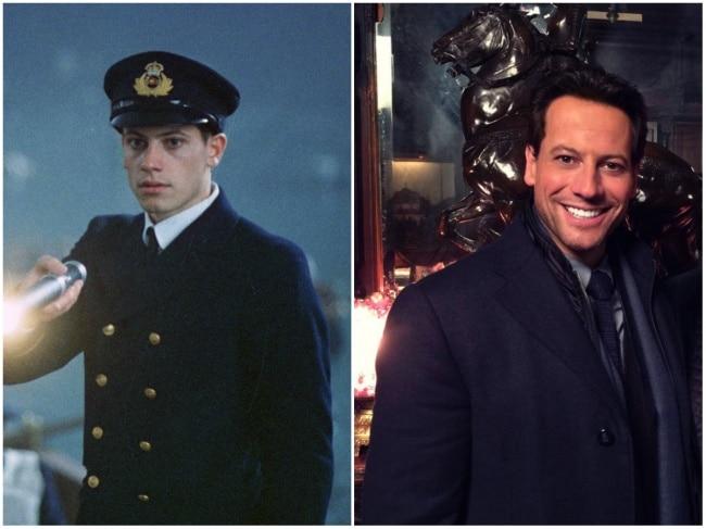 Ioan Gruffudd (Quinto Oficial Lowe)
