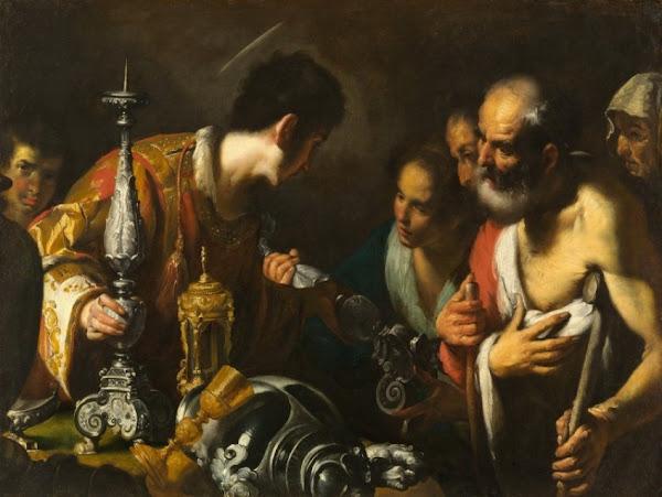 Santo Laurensius dari Roma