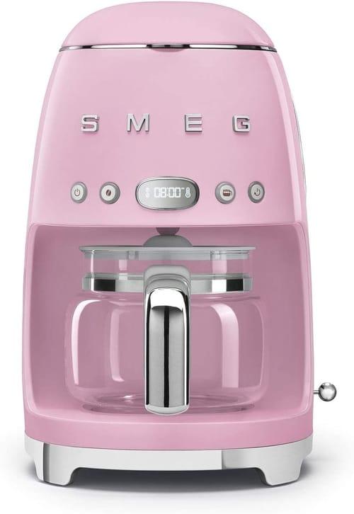 Smeg 50's Retro Style Aesthetic Coffee Machine