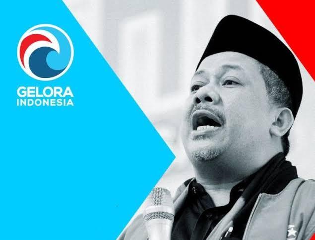 Partai Gelora Dukung Anak dan Mantu Jokowi di Pilkada, Fahri Banjir Kritikan Netizen