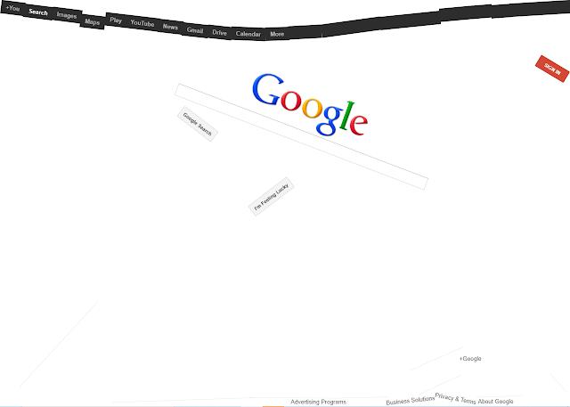 تأثير كلمة google space في محرك البحث جوجل