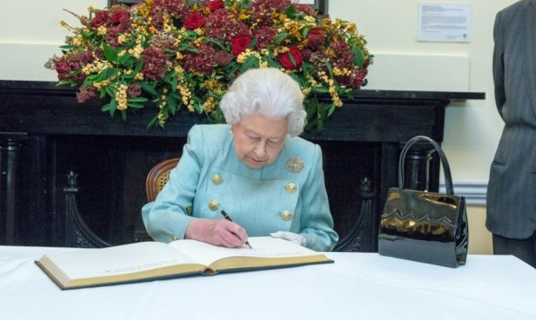 The Queen sends message to Antigua and Barbuda following Hurricane Irma