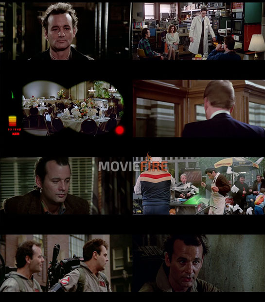 Ghost Busters (1984) 1080p