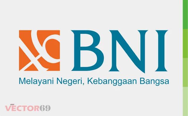 Logo Bank BNI (Bank Negara Indonesia) - Download Vector File CDR (CorelDraw)