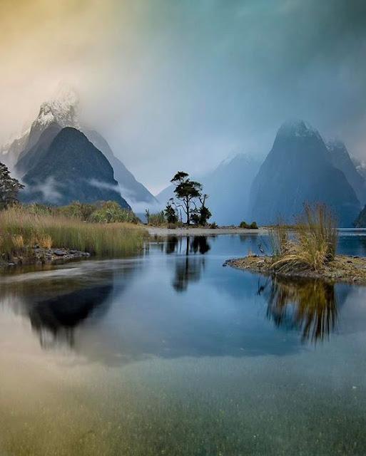 Lake New Zealand