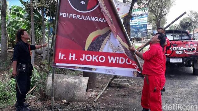 PDIP Tunggu Pemilik Atribut 'Raja Jokowi': Dijamin Tak akan Lecet