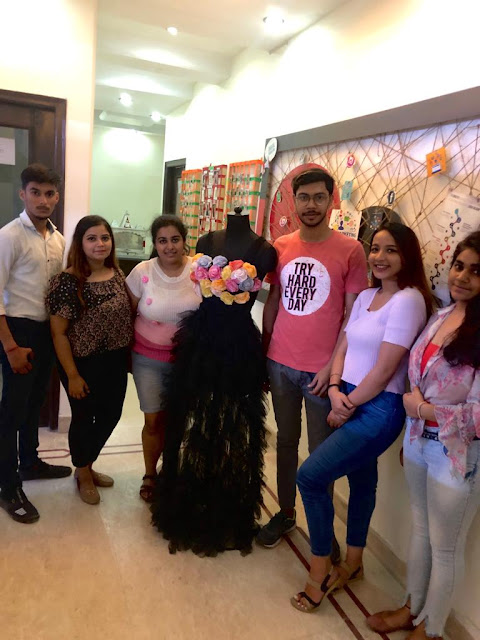 Open House Session for students organized by International School Of Design