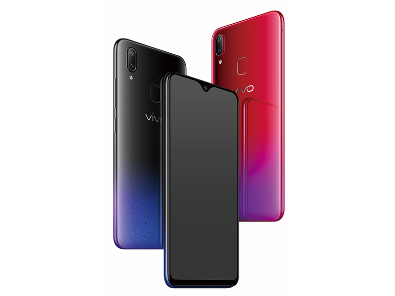 Vivo Y95 with 6.22-inch halo screen with 4,030mAh battery and launched in the Philippines