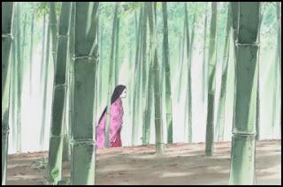 El cuento de la princesa Kaguya (Kaguya-hime no Monogatari, Japón, 2013), de Isao Takahata