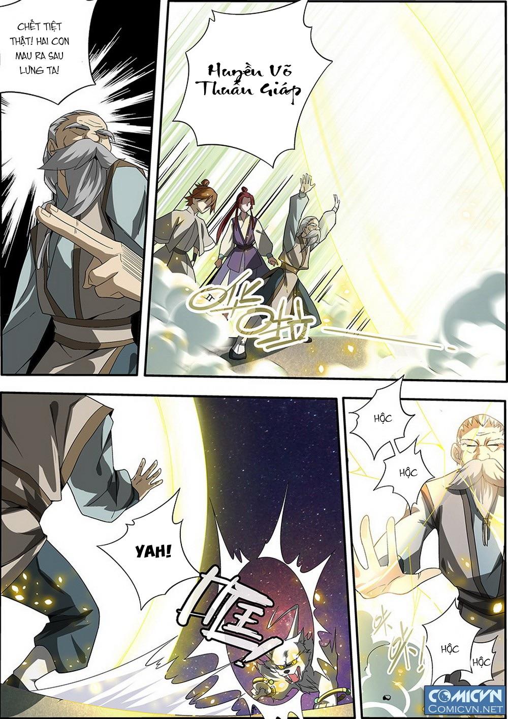 Tiên Kiếp Chí - Chapter 2 - Pic 3
