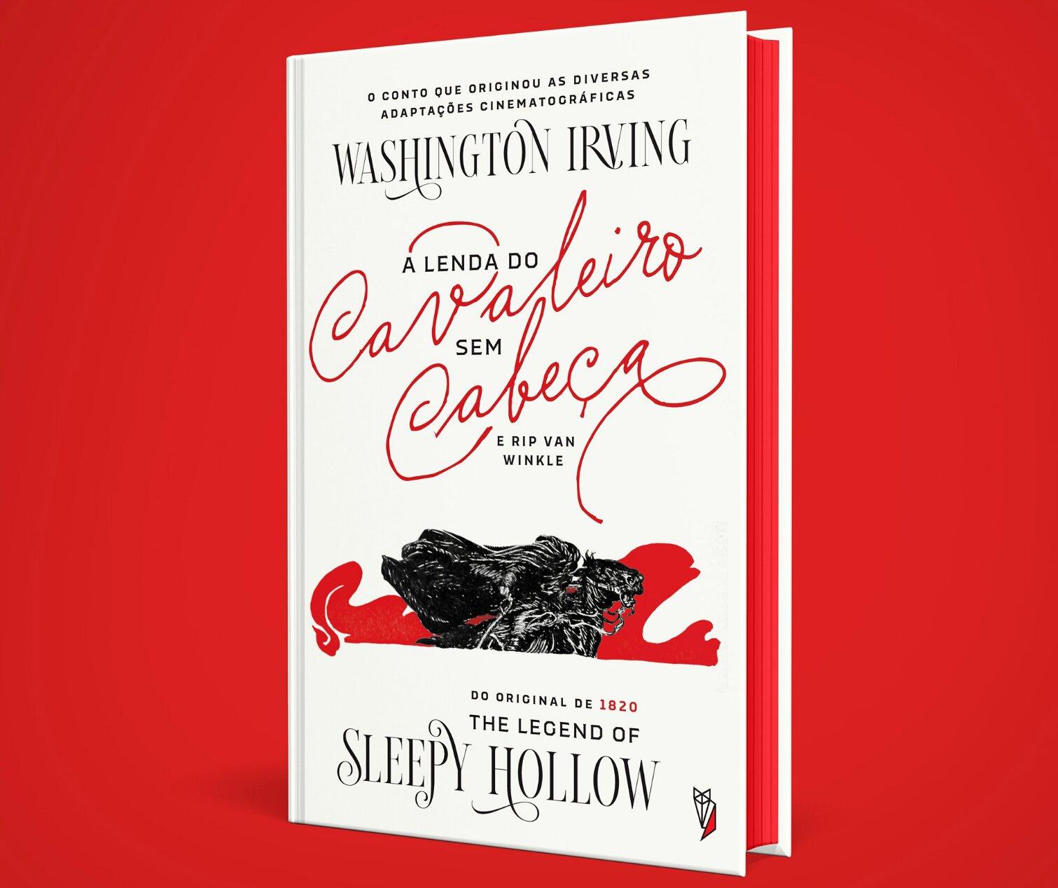 Resenha: A lenda do Cavaleiro Sem Cabeça e outros contos, de Washington Irving