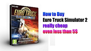 Buy ETS2 cheap
