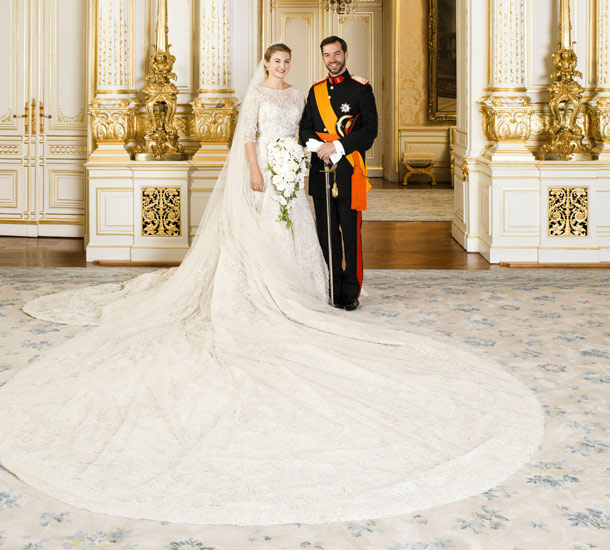 The Bride Gown Of Year Is
