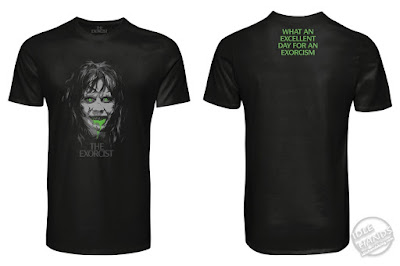 WB Horror Fan Shop Exorcist Clothing Collection(1)