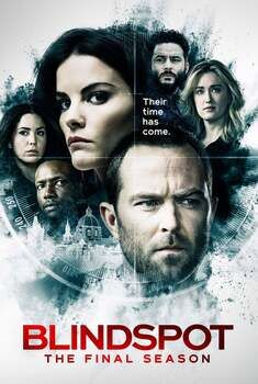 Blindspot 5ª Temporada Torrent - WEB-DL 720p/1080p Dual Áudio