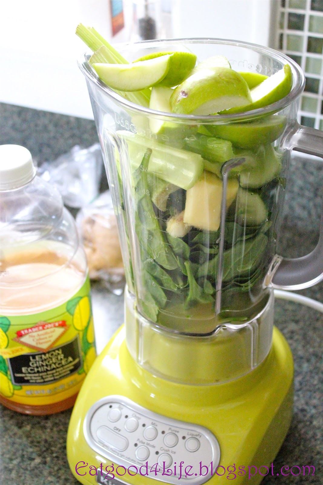 Dr Oz green mornig smoothie