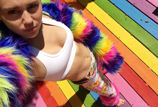 Rainbowland Lyrics -Miley Cyrus
